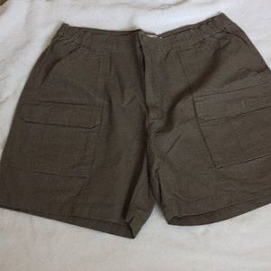 Men's Cargo Shorts by Savane NWO TAGS